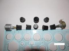 Ручки на переменные     резисторы
