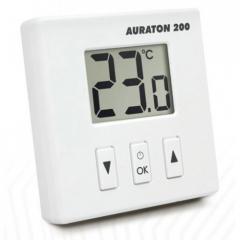Беспроводный одноуровневый термостат AURATON...