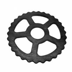 Кольцо зубчатое узкое ККН-2,8