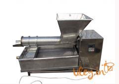 Шнек (экструдер) для отжима меда из забруса