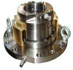 Газозатворное уплотнение марки ТБГ-П