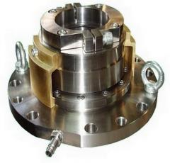 Газозатворное уплотнение марки 2ТБГ- П