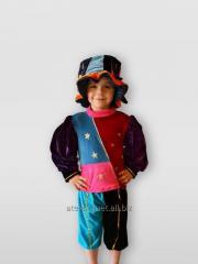 Карнавальный костюм Скоморох (Пертушка)
