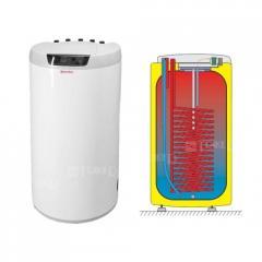 Ёмкостный водонагреватель Dražice OKC 125 NTR/HV , напольный , теплоноситель , 110370601