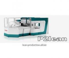 P2lean Salvagnini: compact panelegib 4.0