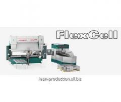 FlexCell - Сальваньини Гибкий гибочный модуль