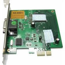 Плата видеозахвата InterVision NX-88D1