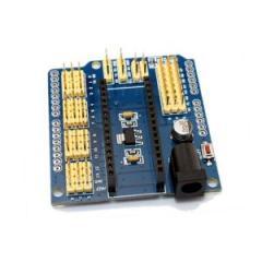 Плата расширение для Arduino Nano и Arduino Pro DK