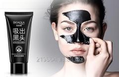 """Черная маска для лица """"BIOAQUA"""" от"""