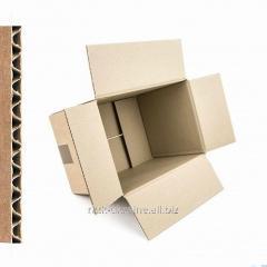 Четырехклапанные упаковочные коробки из трехслойного гофрокартона