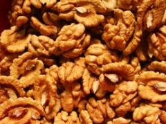 Грецкие орехи очищенные,  отборные