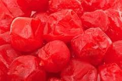 Кумкват вяленый красный