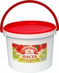 Паста томатная власівська (власовская) 4,9 кг