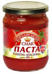 Паста томатная класична (классическая) 480 г