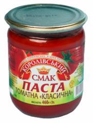 Паста томатная классическая