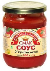 Соус український (украинский) 480 г