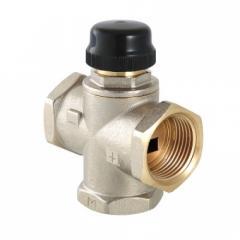 Клапан трехходовый смесительный с центральным смещением Valtec VT.MR02.N.0603 .  VT.MR02.N.0603
