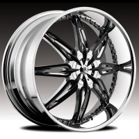 Exclusive rims of the leading American brands