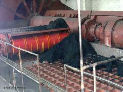 The machine crushing and milling for crushing of