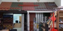 Профлист цветной профнастил крашеный для крыши