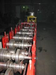 Оборудование  для производства гипсокартонных профилей