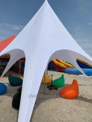 Тент-шатер для мероприятий 8,6 метра