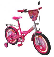Велосипед 2-х колёсный 16 Friends, Китай, розовый