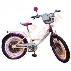 Велосипед 2-х колёсный 16 Стюардесса Baby Tilly,