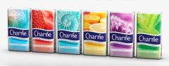 Носовые платки Charme без аромата Эко