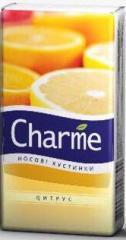Носовые платки Charme цитрус Эко