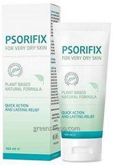 PsoriFix (ПсориФикс) - крем от псориаза