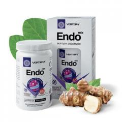Капсулы для улучшения эндокринной системы Vertera Endo Mix Вертера Эндо Микс