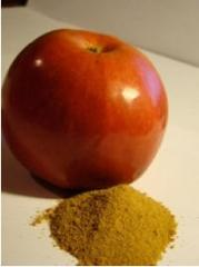 Powder apple (yabluchny powder)