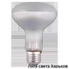 Лампа Lemanso R80 100W матовая