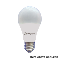 Lamp LED CRYSTAL LED A60 10W E27 4000K