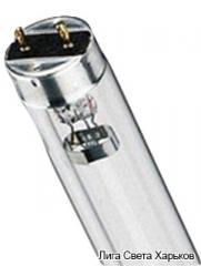 Люминесцентная лампа Delux 15W бактерицидная