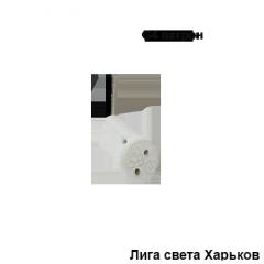 Патрон Lemanso G4 керамический/провода 50 см...
