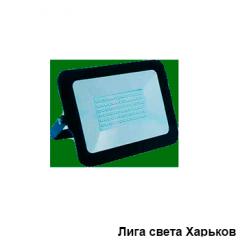 Прожектор LED 20w 6500K IP65 1600LM Lemanso чёрный/ LMP11-26