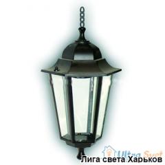 Садово-парковый светильник Lemanso PL6105 черный на цепочке