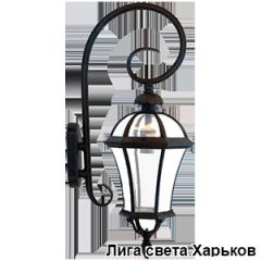 Садово-парковый светильник Ultralight Real II QMT 1507L