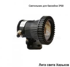 Светильник Lemanso SP2719B IP68 для бассейнов
