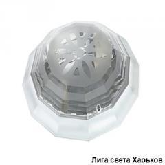 Lamp dodecahedron of PIRLANTA 35 2xE27 white RA-519