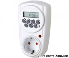 Timer Lemanso electronic LM676