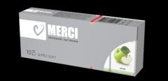 Бумажные носовой платок Merci