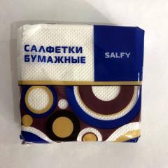 Салфетка штучная Salfy 30 листов
