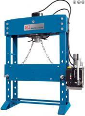 Гидравлический пpecc для мacтepcких - KNWP 100 HM