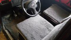 Автомобильная накидка,  серая (53х110см)