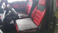 Накидка на автомобильное кресла (45-45см)