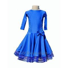 Рейтинговое платье для танцев (бейсик) Модель 534