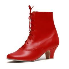 Женские ботиночки для танцев Черевички